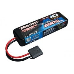 Bateria Traxxas 5800mAh 7.4V 2S 25C Conector ID