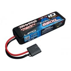 Traxxas LiPo 5800mAh 7.4V 2S 25C all models ID