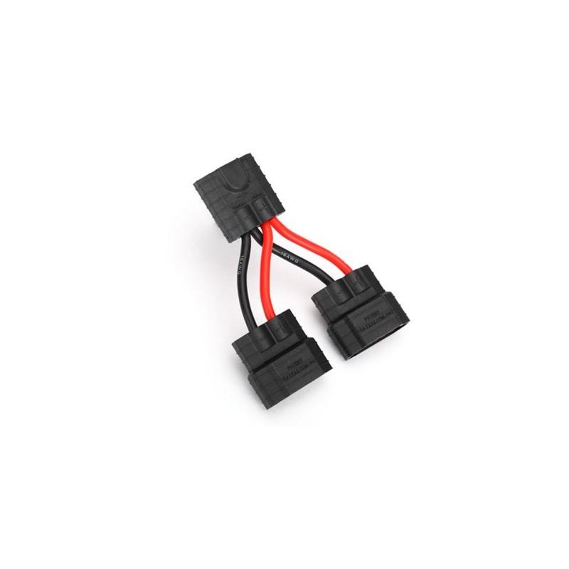 Conexion en paralelo para baterias Traxxas (Solo Nimh)