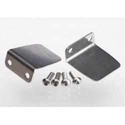 Lengüeta de ajuste (2) / BCS de 4x12 mm (inoxidable) (4)