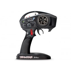 TQi 2.4GHz (4-Channel) Intelligent Radio System Compatible with Traxxas Stability Management Receiver