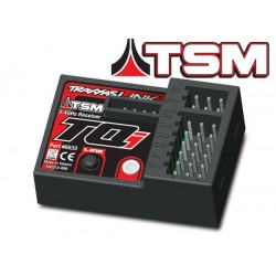 Receiver micro TQi 2.4GHz wiith telemetry & TSM (5-channel