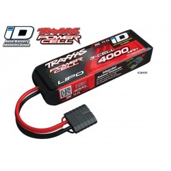 Power Cell LiPo 4000mAh 11.1V 3S 25C all models ID