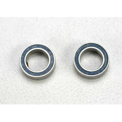 Ball bearings blue rubber sealed (5x8x2.5mm) (2)