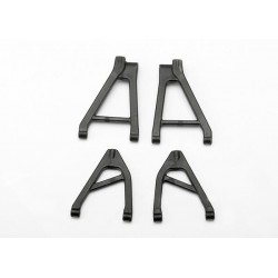 Suspension arm set rear (includes lower right & left rear)