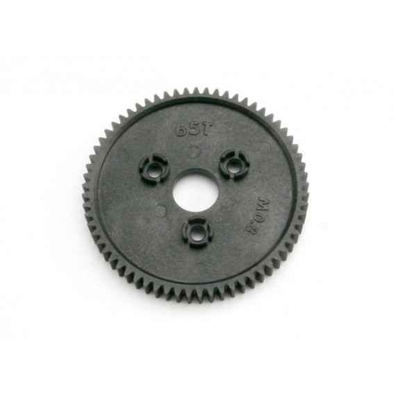 Spur gear 65-tooth (0.8 metric pitch)