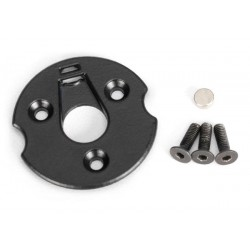 Soportes de imán de gatillo de telemetría, engranaje recto / imán, 5x2 mm (1)