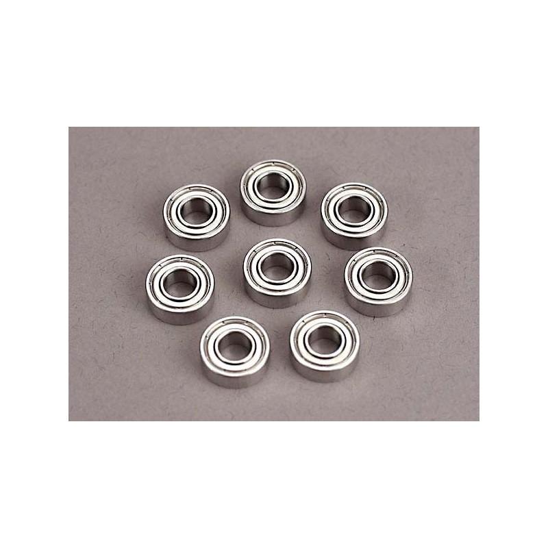 Rodamientos (5x11x4mm) (8pcs)