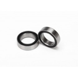 Ball Bearings Black (10X15X4) (2pcs)