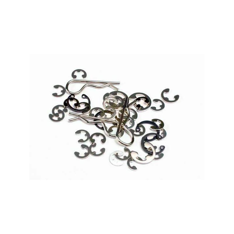 E-clips/ C-rings