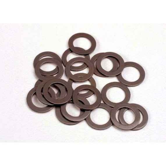 Teflon washers 5x8x0.5mm (20) (use with ball bearings)