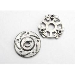 Placa de presión y cubo del deslizador (aleación de aluminio)
