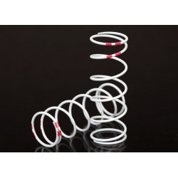Spring Shock White (Gtr Xx-Long)(0.884 rate pink)(1pair)
