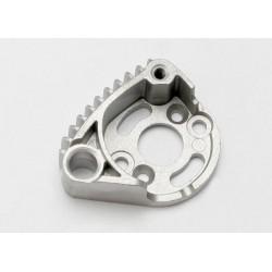 Motor mount finned aluminum