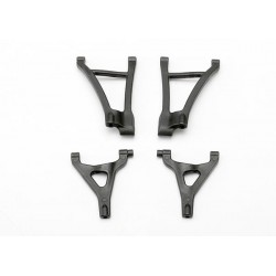 Suspension arm set front (includes upper right & left and lower right & left) 1/16 Slash 4WD