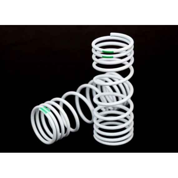 Springs front (progressive -10% rate green) (2)