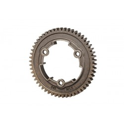 SPUR GEAR 54-TOOTH STEEL (1.0 metric pitch)