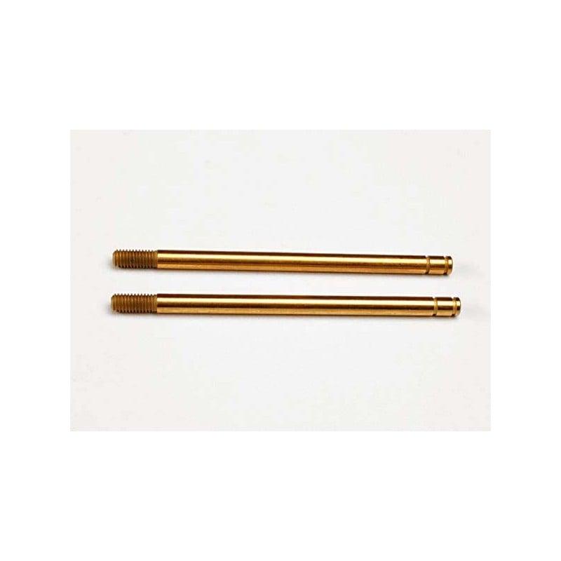 Shock shafts hardened steel titanium nitride coated (xx-lo