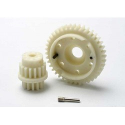 Gear set 2-speed close ratio (2nd speed gear 40T 13T-16T i