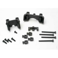 Shock mounts (front & rear)/ wire clip (1)