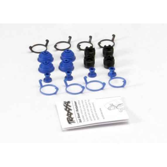 Pivot ball caps (4)/ dust boots rubber (4)/ dust plugs rub