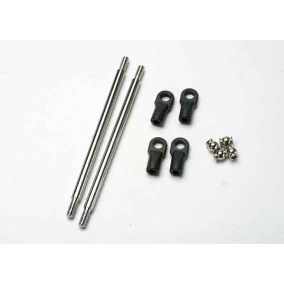 Push rod (steel) (assembled with rod ends) (2) (use with lon