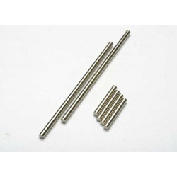 Suspension pin set (front or rear hardened steel) 3x20mm (