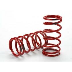 Spring shock (red) (GTR) (4.4 rate black) (1 pair)