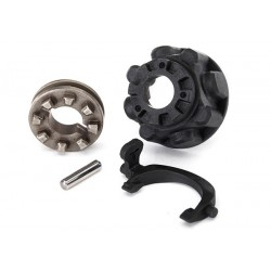 Carrier differential/ differential slider-T-Lock fork.