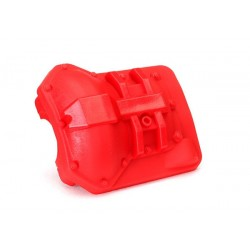 Differential cover front or rear (red).