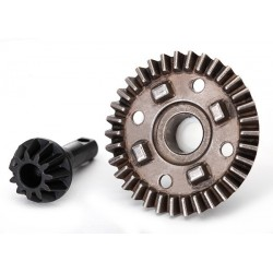 Ring gear differential/ pinion gear differential