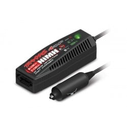 Cargador 12v. DC 4 amp (6 - 7 cell7.2 - 8.4 volt NiMH)