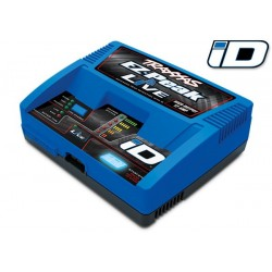 Charger EZ-Peak Live chargerLiPo/NiMH with iD Auto Bat EU