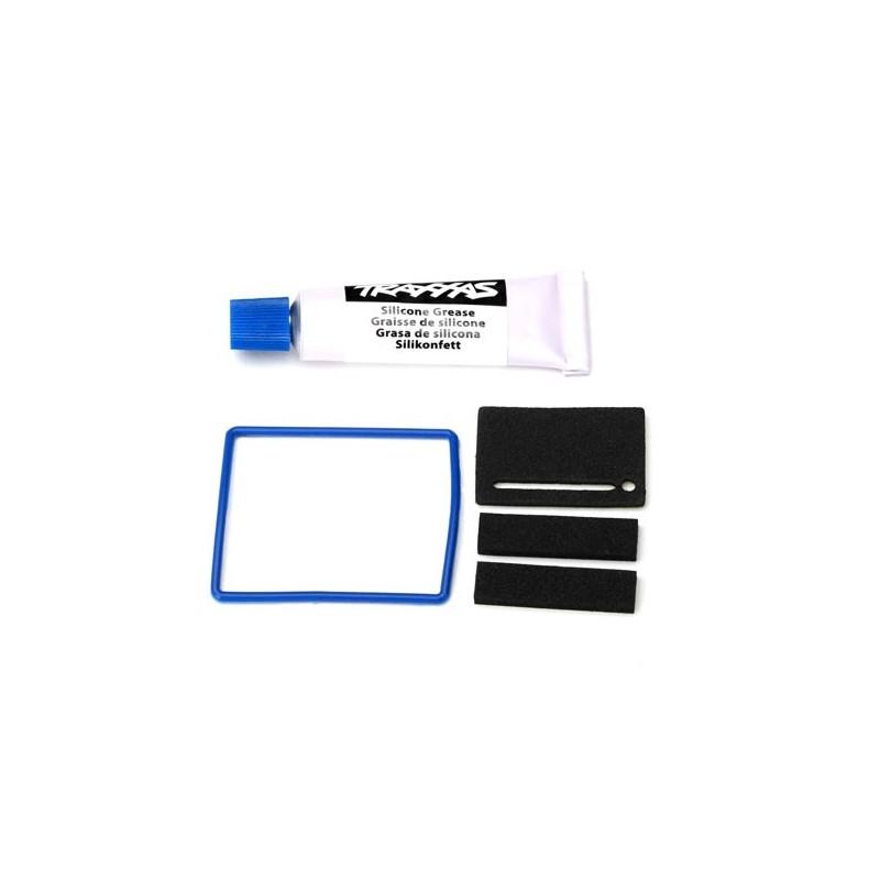 Kit de sellado, caja de expansión (incluye junta tórica, sellos y grasa de silicona)