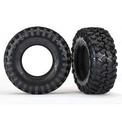 Ruedas TRX4 Tires Canyon Trail 1.9/ con foam, sin llanta (2)