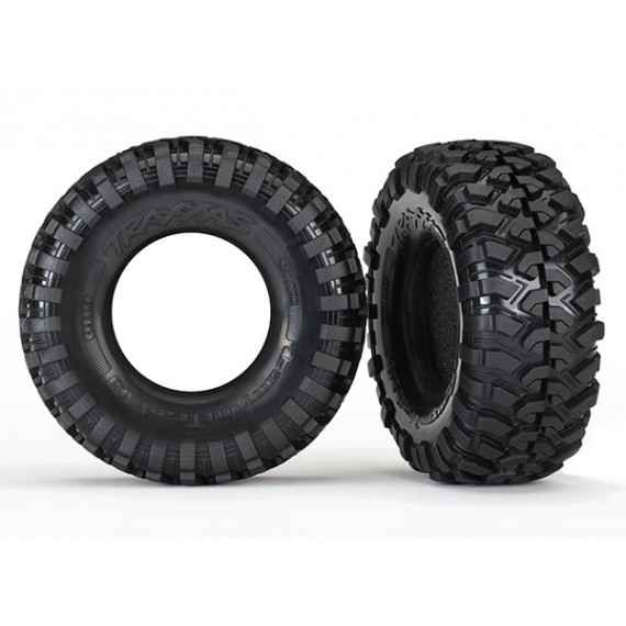 Tires Canyon Trail 1.9/ foam inserts (2)