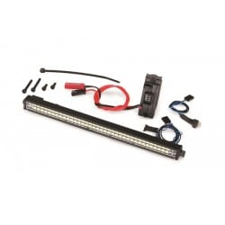 Kit de barra de luces LED rigida con fuente de alimentación TRX-4