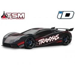 Traxxas X-01 RTR 4WD 1/7 con TSM (sin baterias ni cargador)