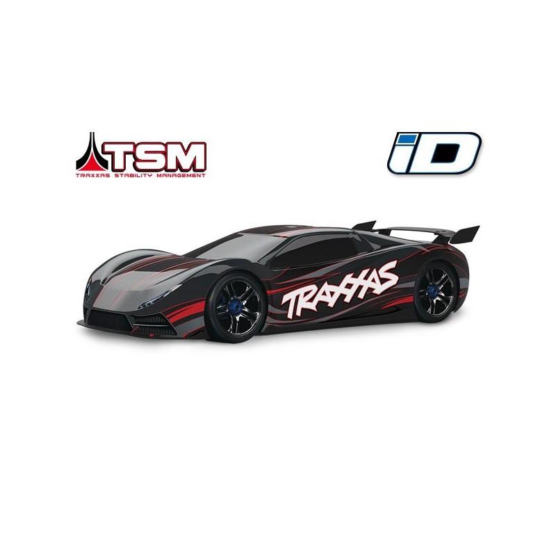 Traxxas XO-1 Supercar con TSM sin baterias ni cargador