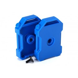 Fuel canisters (Blue) (2)/ 3X8 FCS (1) Para TRX4