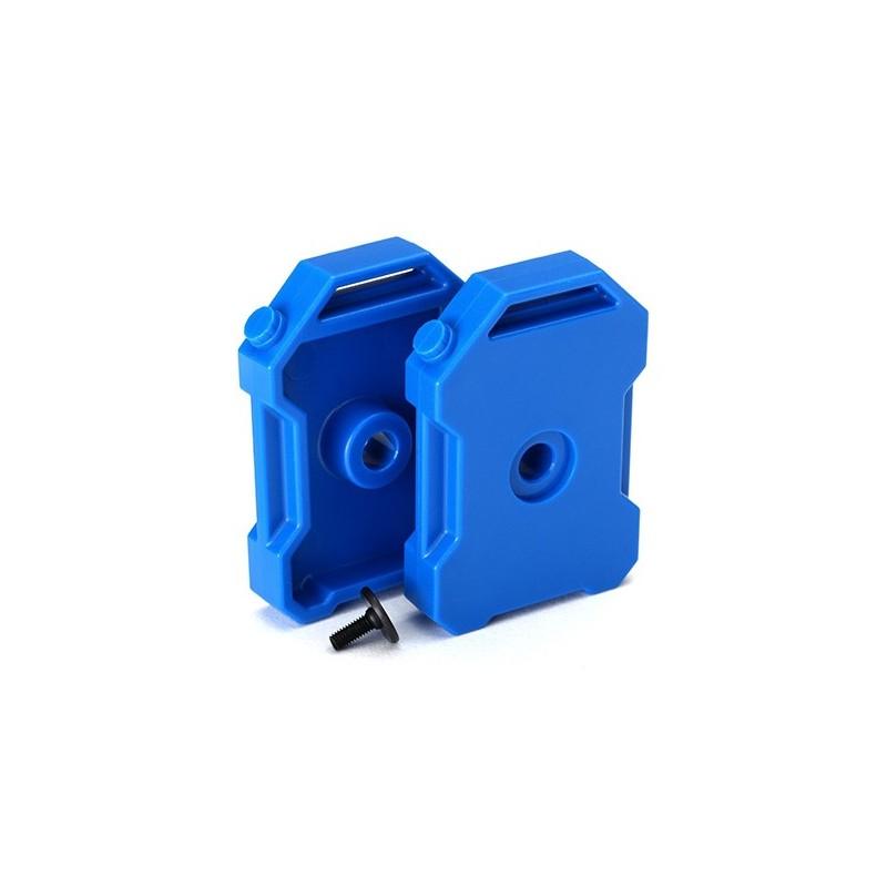 Botes de combustible (Azul) (2) / 3x8 FCS (1) Para TRX4