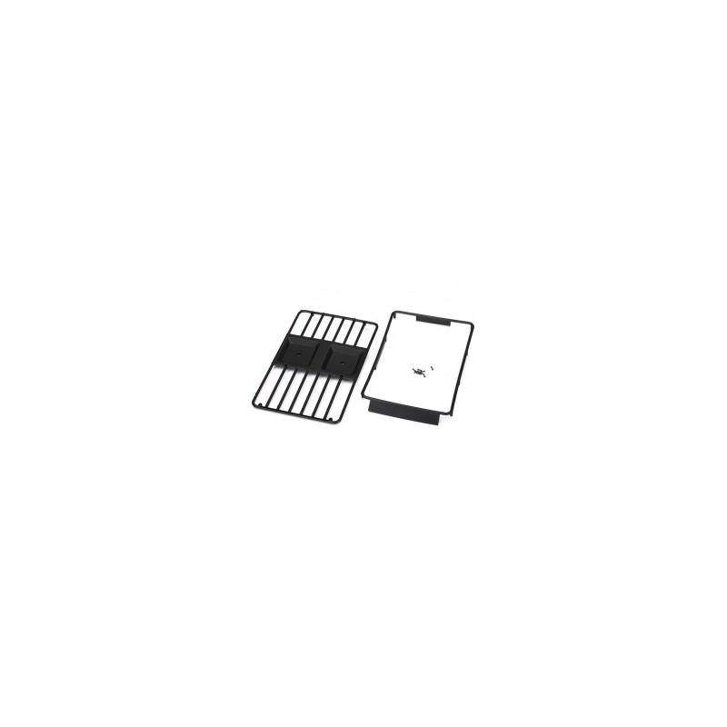 Baca Techo de plástico (requiere TRX8016 ExoCage) (para carroceria TRX8011)