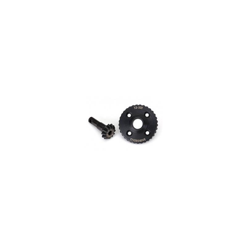 Engranaje de anillo, diferencial / piñón, diferencial (sobremarcha, mecanizado)