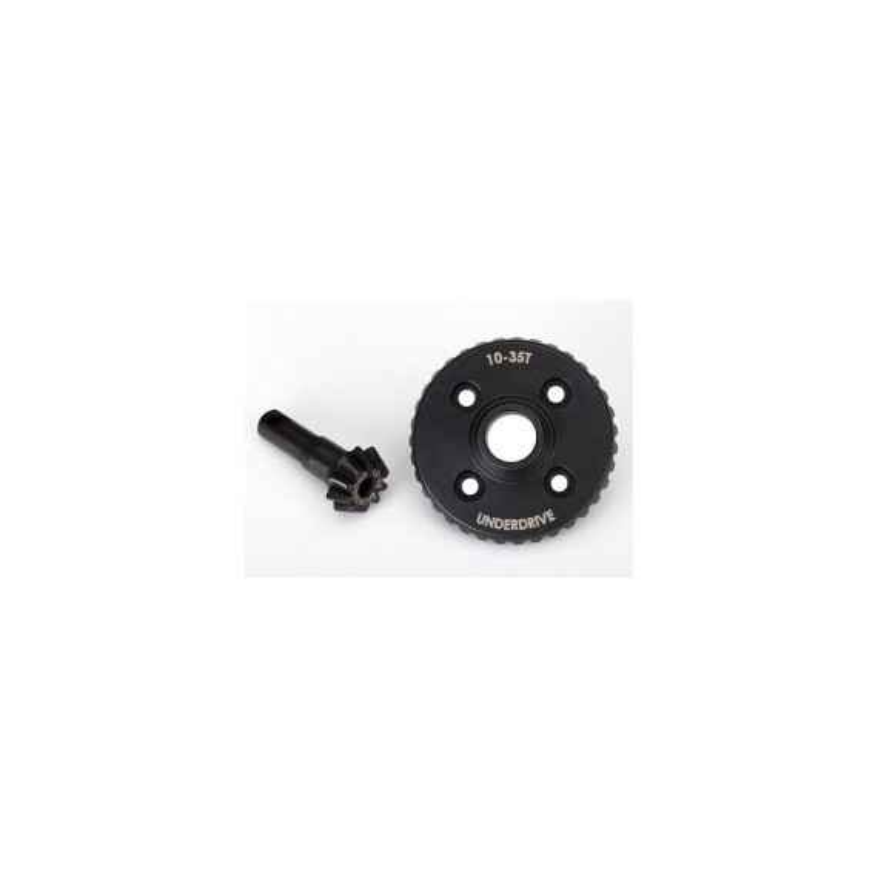 Engranaje de anillo, diferencial / piñón, diferencial (submarcha, mecanizado)