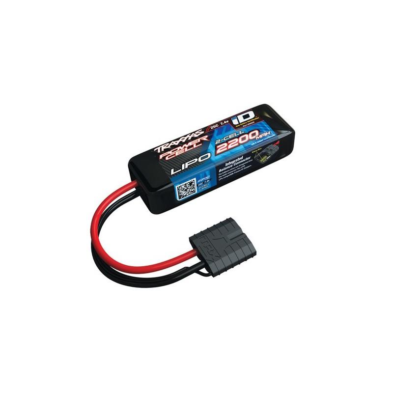 Bateria Traxxas 2200mAh 7.4v 2-Cell 25C