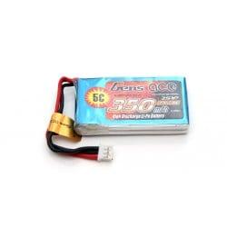 Bateria Gens Ace 350mAh 7,4V 30C 3S1P
