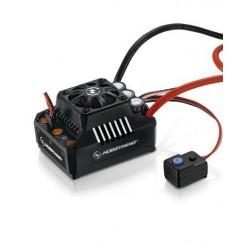Variador Hobbywing Ezrun MAX6 Sensorless 160 Amp, 3-8s LiPo, BEC 6A