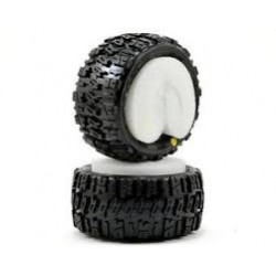 "Trencher 2.2"" (Medium) All Terrain Neumaticos para 1/16 E-Revo (2pcs)"