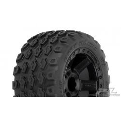 "Dirt Hawg 2.8"" (Traxxas Style Bead) All Terrain Neumáticos Montados (2PCS)"