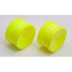 Buggy Rear Wheels, yellow (2pcs)